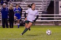 9033 Girls Varsity Soccer v Casc-Chr 101111