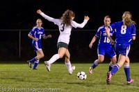 9065 Girls Varsity Soccer v Casc-Chr 101111