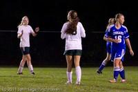 9078 Girls Varsity Soccer v Casc-Chr 101111