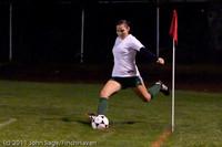 9089 Girls Varsity Soccer v Casc-Chr 101111
