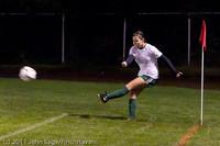9091 Girls Varsity Soccer v Casc-Chr 101111