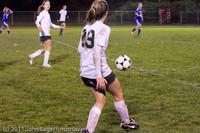 9149 Girls Varsity Soccer v Casc-Chr 101111