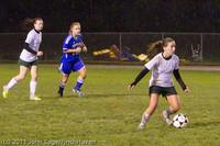 9183 Girls Varsity Soccer v Casc-Chr 101111