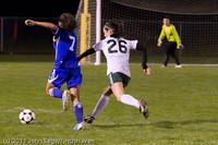 9304 Girls Varsity Soccer v Casc-Chr 101111