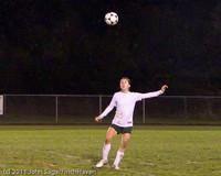 9370 Girls Varsity Soccer v Casc-Chr 101111