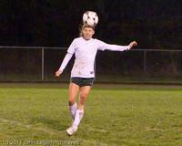 9371 Girls Varsity Soccer v Casc-Chr 101111