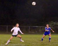 9374 Girls Varsity Soccer v Casc-Chr 101111