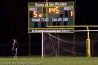9395 Girls Varsity Soccer v Casc-Chr 101111