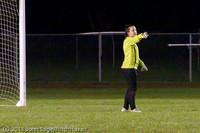 9396 Girls Varsity Soccer v Casc-Chr 101111