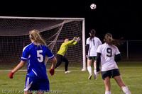 9441 Girls Varsity Soccer v Casc-Chr 101111