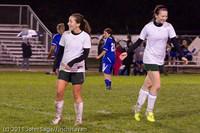 9460 Girls Varsity Soccer v Casc-Chr 101111