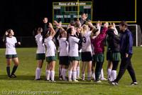 9497 Girls Varsity Soccer v Casc-Chr 101111