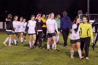 9549 Girls Varsity Soccer v Casc-Chr 101111