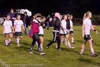 9576 Girls Varsity Soccer v Casc-Chr 101111