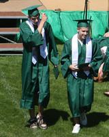 2564 VHS Graduation 2010