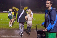 0023 VHS Homecoming Court 2012 101912