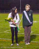 0052 VHS Homecoming Court 2012 101912