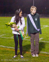 0055 VHS Homecoming Court 2012 101912
