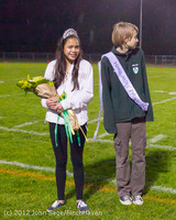 0056 VHS Homecoming Court 2012 101912