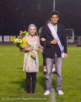 0058 VHS Homecoming Court 2012 101912