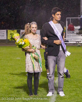 0060 VHS Homecoming Court 2012 101912
