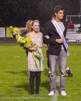 0061 VHS Homecoming Court 2012 101912
