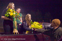 0103 VHS Homecoming Court 2012 101912
