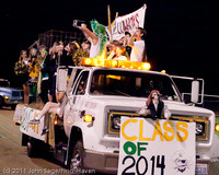 5479 VHS Homecoming Parade 2011 100711