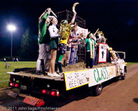 5575 VHS Homecoming Parade 2011 100711