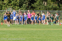 0004 VHS Girls Cross Country 092712