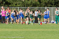 0005 VHS Girls Cross Country 092712