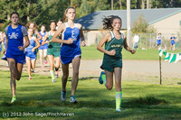 0007 VHS Girls Cross Country 092712