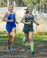 0009 VHS Girls Cross Country 092712
