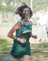 0013 VHS Girls Cross Country 092712
