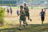 0023 VHS Boys Cross Country 092712