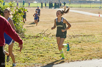 0023 VHS Girls Cross Country 092712