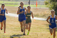 0026 VHS Girls Cross Country 092712