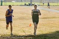 0029 VHS Boys Cross Country 092712