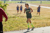 0033 VHS Girls Cross Country 092712