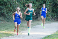 0039 VHS Girls Cross Country 092712