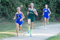 0040 VHS Girls Cross Country 092712