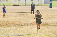 0079 VHS Girls Cross Country 092712