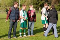 5263 VHS Boys Soccer Seniors 2012 043012