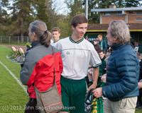 5284 VHS Boys Soccer Seniors 2012 043012