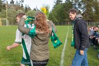 5315 VHS Boys Soccer Seniors 2012 043012
