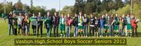 5320-5323 VHS Boys Soccer Seniors 2012