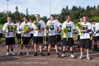 5370 Vultures LAX Seniors Night 2012 050712