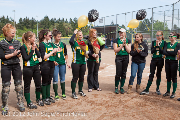 5521 VHS Fastpitch Seniors 2012 050812