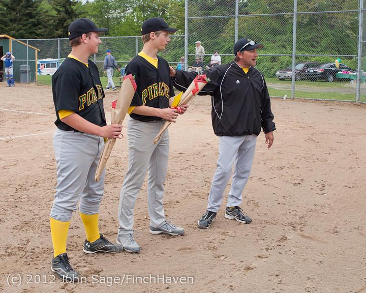 5540 VHS Baseball Seniors 2012 050812