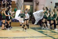 3133 VHS Volleyball Seniors Night 2011 101011